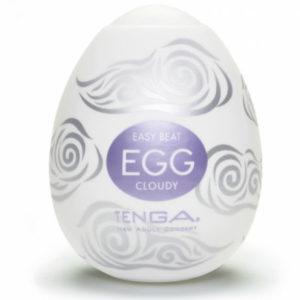 Huevo masturbador CLOUDY EGG TENGA Egolala Eroteca Valencia 1