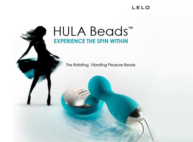 HULA Beads Bolas Vibradoras con Rotación LELO Egolala Eroteca Valencia