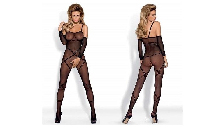 Bodystockings de la Marca OBSESSIVE, Elegancia y Glamour, ya en EGOLALÁ EROTECA VALENCIA.