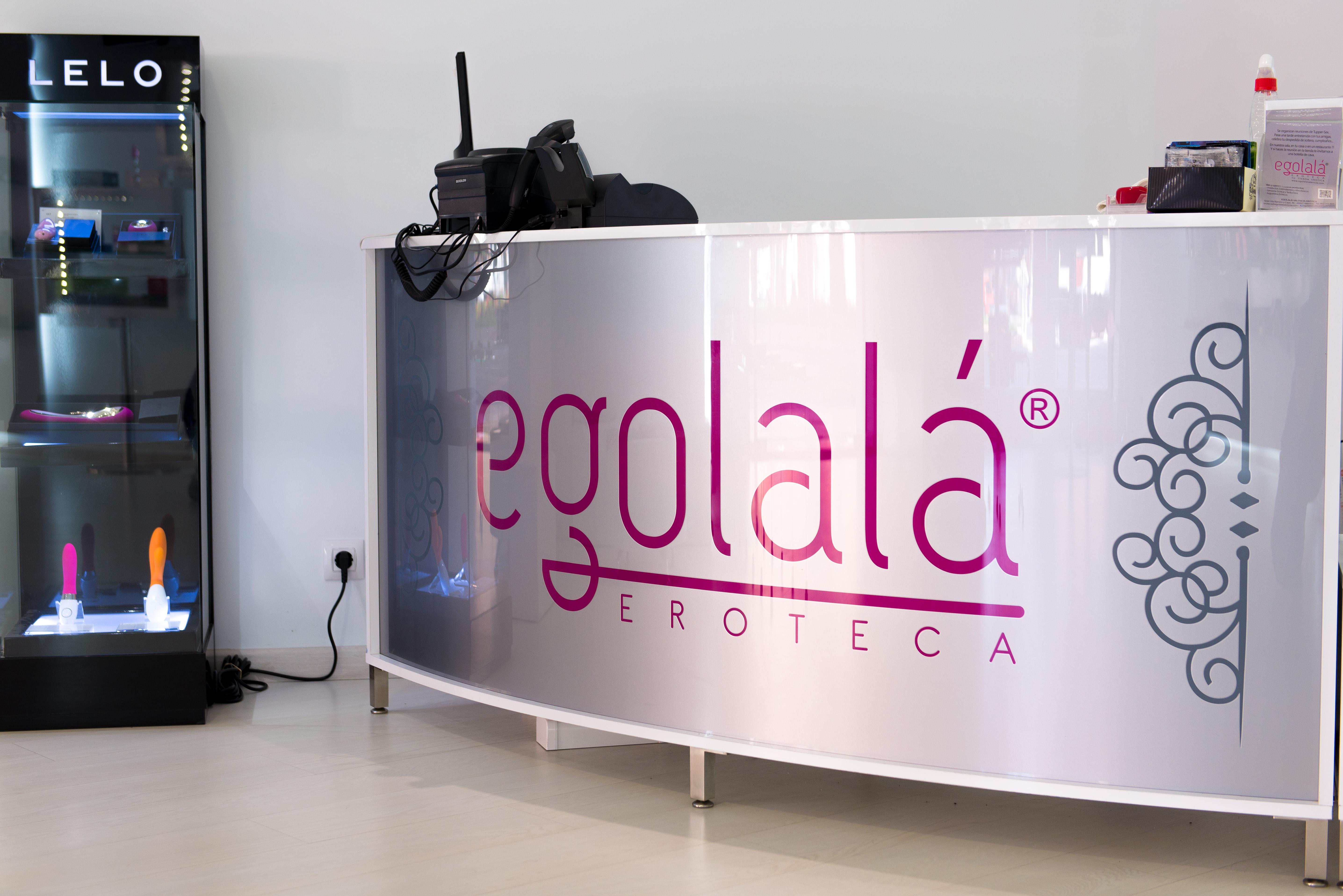 5 AÑOS hemos cumplido ya vuestra Tienda Erótica o Sex Shop de Lujo Egolalá Eroteca Valencia.