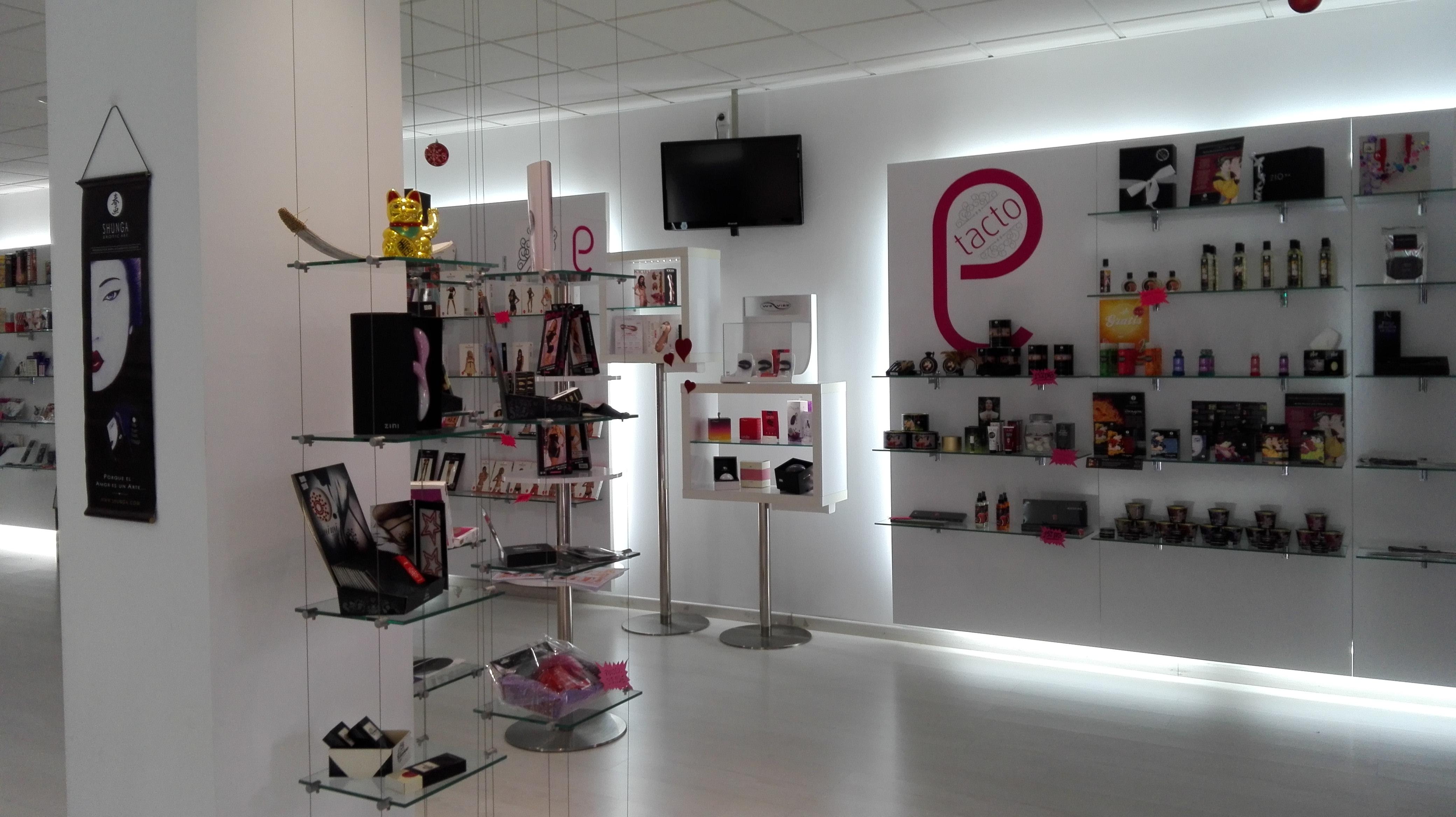 Sex Shop de Lujo en Valencia EGOLALÁ EROTECA VALENCIA, más que una Tienda Erótica.