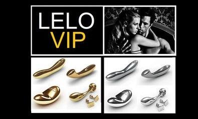 lelo vip oro plata articulos eroticos de lujo egolala eroteca valencia