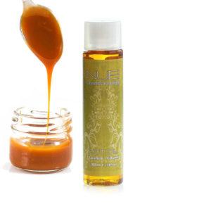 hot oil sabor caramelo efecto calor aceite masaje 100ml nuei egolala eroteca valencia