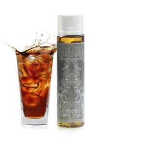hot oil sabor cola efecto calor aceite masaje 100ml nuei egolala eroteca valencia