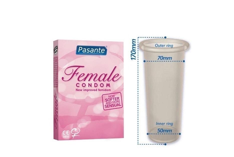 Como se Usa el  PRESERVATIVO  O CONDÓN FEMENINO, la Alternativa a los Condones Regulares, ya en EGOLALÁ EROTECA VALENCIA.