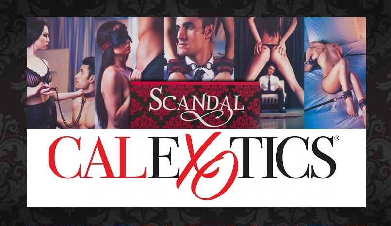Colección Scandal Articulos de Bondage Egolala Eroteca Valencia
