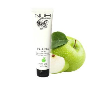 lubricante inlube sabor manzana verde 100ml nuei egolala eroteca valencia