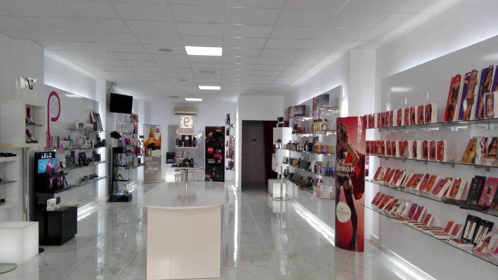 Sex Shop EGOLALA EROTECA VALENCIA en Sanchís Sivera,3 en Valencia