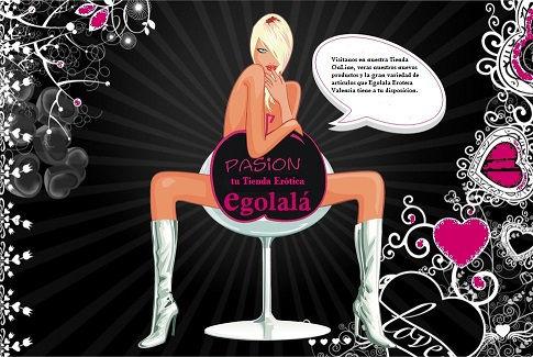 6º aniversario Egolala Eroteca Valencia Tienda Erotica y Sex shop en Valencia