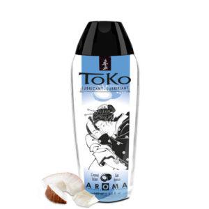 lubricante toko coconut coco 165ml shunga egolala eroteca valencia