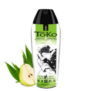 lubricante toko pera te verde 165ml shunga egolala eroteca valencia