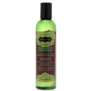 Aceite masaje kamasutra 200 ml aroma granada egolala eroteca valencia