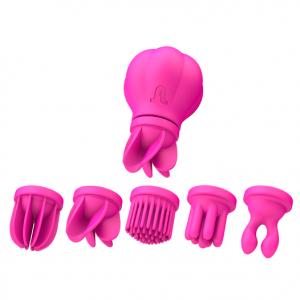 Caress masajeador estimulador clitorial recargable usb adrien lastic egolala eroteca valencia 1