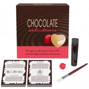 chocolate seductions juego erotico mesa kheper games egolala eroteca valencia