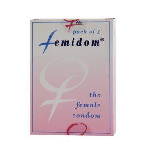 preservativo femenino femidom condon mujer 3 unidades egolala eroteca valencia 1