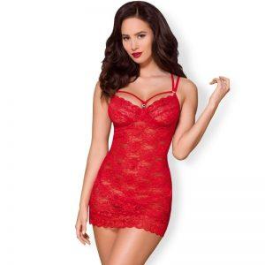 obsessive 680 chemise rojo egolala erotec valencia 1