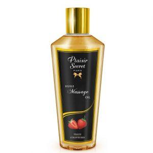 plaisir secret aceite masaje fresas 250ml egolala eroteca valencia