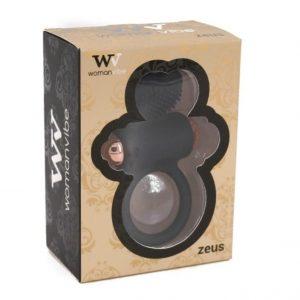 womanvibe zeus anillo vibrador silicona negro egolala eroteca valencia 2