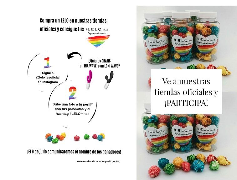 Sorteos Eróticos LELOmitas lelo egolala eroteca valencia tienda oficial lelo valencia 2