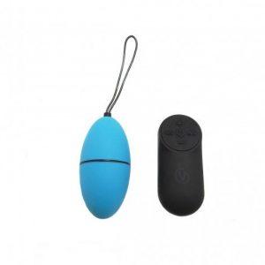 virgite huevo vibrador G2 azul control remoto pilas egolala eroteca valencia 1