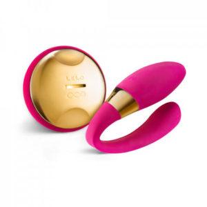 tiani oro 24 quilates fucsia vibrador parejas insignia luxe lelo egolala eroteca valencia 1