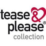 Tease&Please Logo Corazones Eróticos Egolala Eroteca Valencia