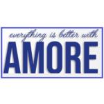 AMORE - HUMANTE Logo Lubricantes Sexuales Intimos Egolala Eroteca Valencia