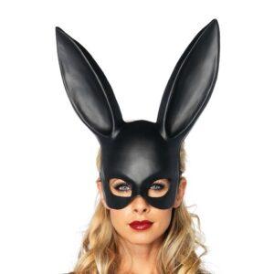 MASQUERADE RABBIT BLACK Mascara Conejo Negra Leg Avenue Egolala Eroteca Valencia 1