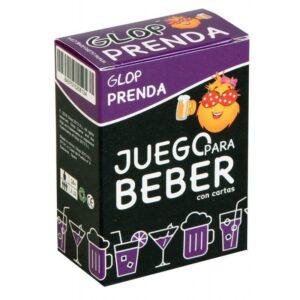 GLOP PRENDA Baraja de Cartas de la Marca GLOP GAME Egolala Eroteca Valencia-1