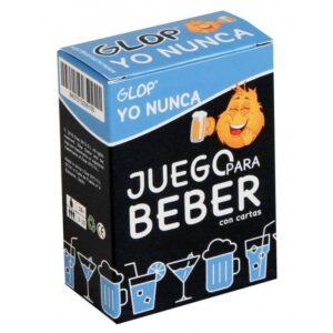 GLOP YO NUNCA Baraja de Cartas de la Marca GLOP GAME Egolala Eroteca Valencia-1