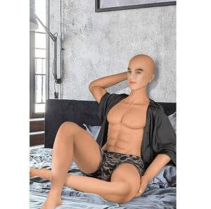 DOLL REAL LIFE JUSTIN Muñeco Sexual Realista de la Marca SHOTS DOLLS-2