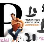 PROSTATICOS MASCULINOS, Vibrador Especial Hombre – EGOLALA VALENCIA, Sex Shop en Valencia